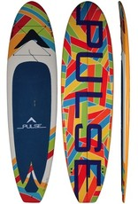 """PULSE PULSE TRADITIONAL 10""""4"""" STANDUP PADDLEBOARD PACKAGE (WIGGLER)"""