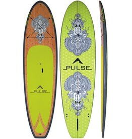 """PULSE PULSE TRADITIONAL 10""""4"""" STANDUP PADDLEBOARD PACKAGE (SUTRA)"""