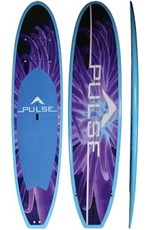 "PULSE PULSE TRADITIONAL 11""4"" STANDUP PADDLEBOARD PACKAGE (ANODE)"