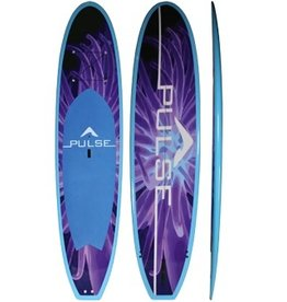 """PULSE PULSE TRADITIONAL 11""""4"""" STANDUP PADDLEBOARD PACKAGE (ANODE)"""