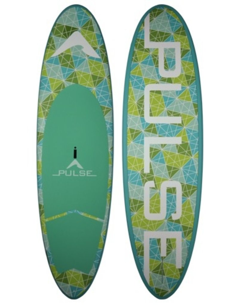 "PULSE PULSE REC-TECH 11"" STANDUP PADDLEBOARD ONLY (KALIEDOSCOPE)"