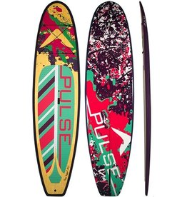 "PULSE PULSE TRADITIONAL 10""4"" STANDUP PADDLEBOARD PACKAGE (SQUIRT)"