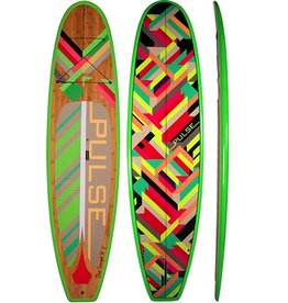 """PULSE PULSE TRADITIONAL 10""""4"""" STANDUP PADDLEBOARD PACKAGE (TEAGER)"""