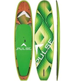 """PULSE PULSE TRADITIONAL 11""""4"""" STANDUP PADDLEBOARD PACKAGE (THROWBACK)"""