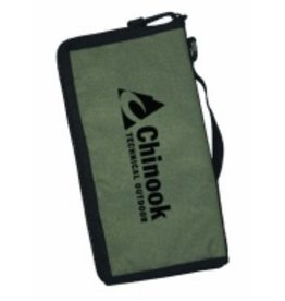 CHINOOK EXPRESS ORGANIZER POUCH BLACK *CLEARANCE*