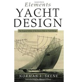 ELEMENTS OF YACHT DESIGN *CLEARANCE*