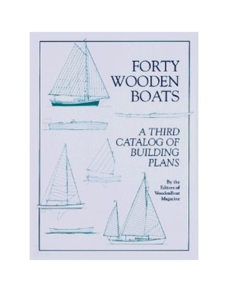 FORTY WOODEN BOATS *CLEARANCE*
