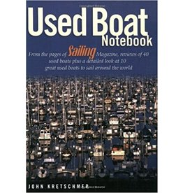 THE USED BOAT NOTEBOOK *CLEARANCE*