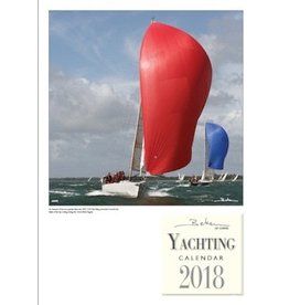 NAUTICALIA CALENDAR BEKEN YACHTING 2018 (SHIPS MID-NOVEMBER)