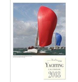 NAUTICALIA CALENDAR BEKEN YACHTING 2018
