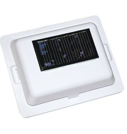 DR SHRINK SHRINK WRAP WEATHERTIGHT SOLAR POWERED AIRFLOW VENT *CLEARANCE*