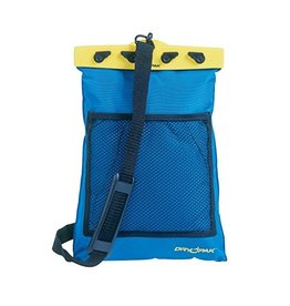 "KWIKTEK KWIKTEK DRYPAK WATERPROOF FLOATING iPAD CASE 9"" x 12"" BLUE W/ MESH POCKET *CLEARANCE*"