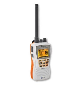 COBRA COBRA FLOATING HANDHELD VHF W/ GPS & BLUETOOTH HH600 (WHITE)