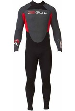 GUL GUL RESPONSE 5/3MM BLINDSTITCH STEAMER WETSUIT (MEN'S) *CLEARANCE*