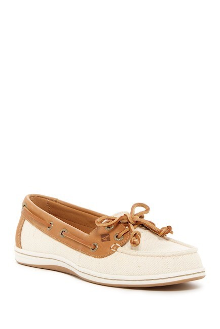 SPERRY SPERRY FIREFISH NUBBY CANVAS BOAT SHOW (WOMEN'S)