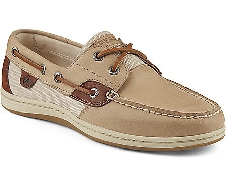 SPERRY SPERRY KOIFISH WAXY CANVAS BOAT SHOE (WOMEN'S)
