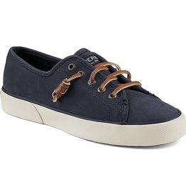 SPERRY SPERRY PIER VIEW NAVY NUBUCK BOAT SHOE (WOMEN'S) *CLEARANCE*