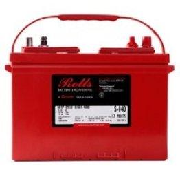 SURRETTE / ROLLS SURRETTE ROLLS BATTERY 12V 4000 SERIES 27 S-140 HT105