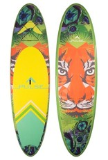 "PULSE PULSE REC-TECH 11"" STANDUP PADDLEBOARD ONLY (WILD THANG) 2018"