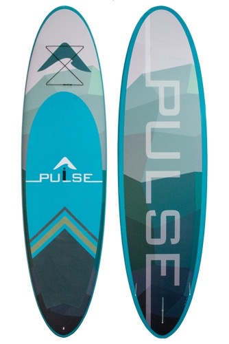 """PULSE PULSE REC-TECH 11"""" STANDUP PADDLEBOARD ONLY (GEOD) 2018"""