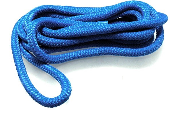 """VICTORY DOCKLINE 5/8"""" X 20' BLUE *CLEARANCE*"""