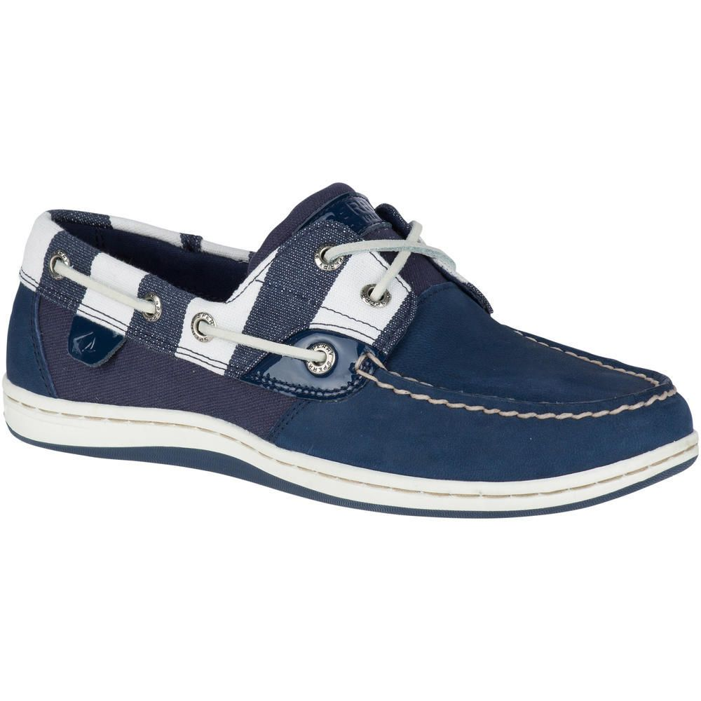SPERRY SPERRY KOIFISH BRETON NAVY BOAT SHOE (WOMEN'S)