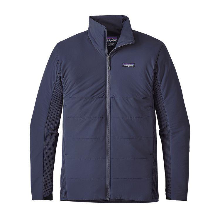 Men's Nano-Air Light Hybrid Jacket