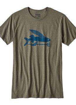 Men's Flying Fish Cotton/Poly T-Shirt