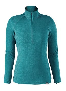 Women's Capilene Thermal Weight Zip Neck