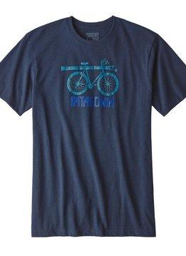 Men's Snow Cycle Cotton/Poly Responsibili-Tee