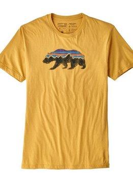Men's Fitz Roy Bear Organic T-Shirt