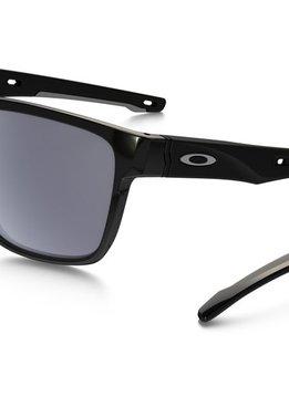Eyewear Oakley Crossrange XL Polished Black Frame, Lens Grey