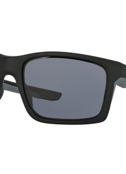 Eyewear Oakley Mainlink Matte Black Frame, Lens Grey