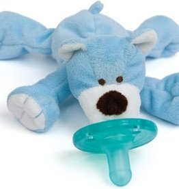 WubbaNub blue bear wubbanub
