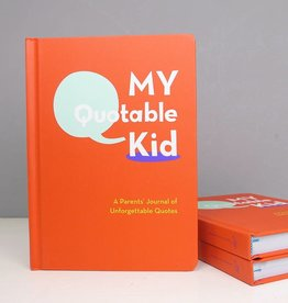 Chronicle my quotable kid book