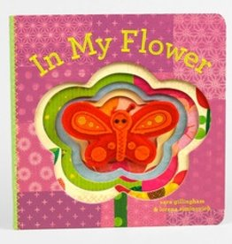 Hachette Book Group in my flower puppet book