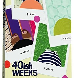 Hachette Book Group 40ish weeks: a pregnancy journal