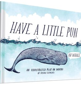 Hachette Book Group have a little pun: an illustrated play on words