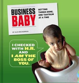 business baby: getting things done one tantrum at a time