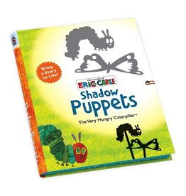 Hachette Book Group eric carle shadow puppets - very hungry caterpillar