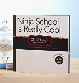 story lines - ninja school is really cool