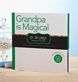 Compedium story lines book- grandpa is magical