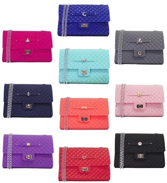 bubble gum gummy purse