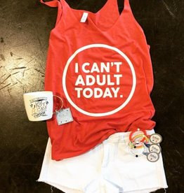 Stash i cant adult today tank