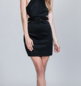 body con embellished dress FINAL SALE