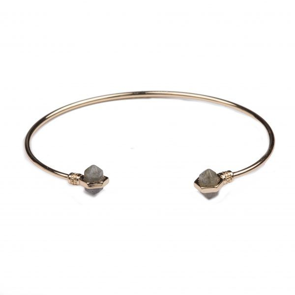 willow gold cuff bracelet