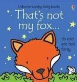 thats not my fox touchy feely book