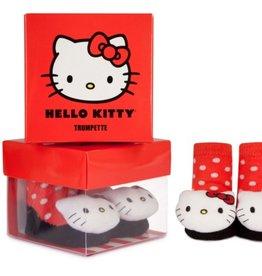 Trumpette hello kitty rattle sock