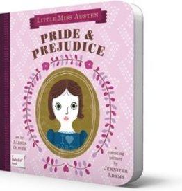 pride & prejudice counting primer book