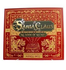 FINAL SALE santa claus: the book of secrets